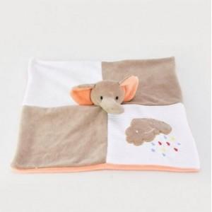 Naninha Cetim Elefante - Blanket