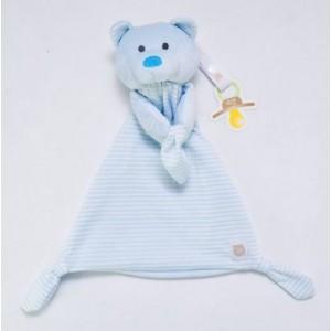 Naninha Ursos Listrados - Blanket