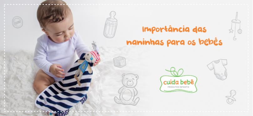 A função das naninhas para os bebês