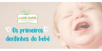 Os primeiros dentinhos do bebê