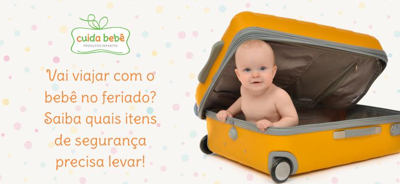Viajando com o bebê!