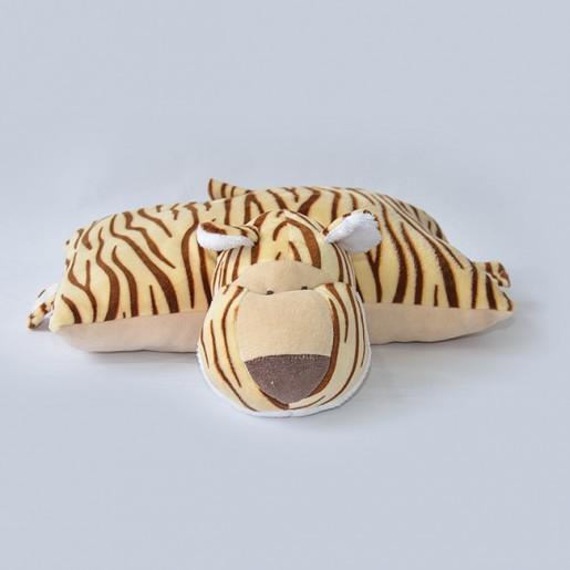 Meu 1° Puppet Tigre (travesseiro)